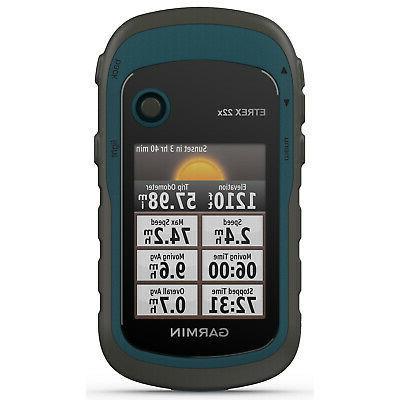 Garmin 22x: GPS Camping & Hiking 010-02256-00