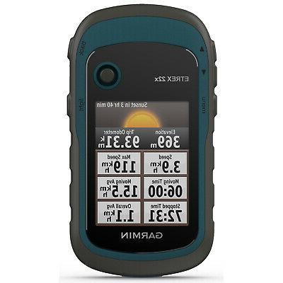 Garmin eTrex 22x: Rugged Handheld