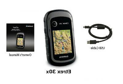 "Garmin eTrex 2.2"" GPS Compass"