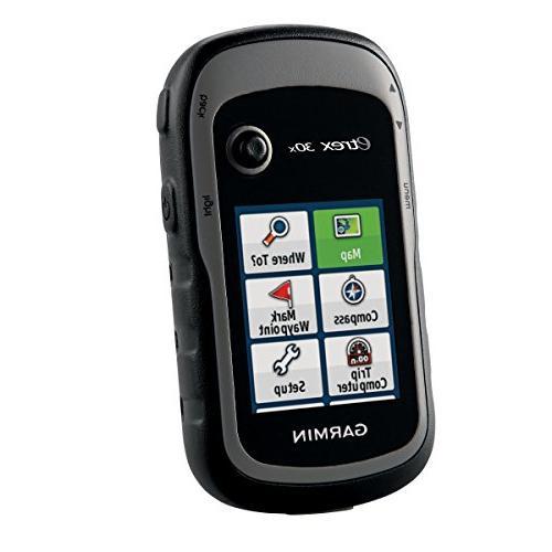 Garmin eTrex 30x Handheld Navigator