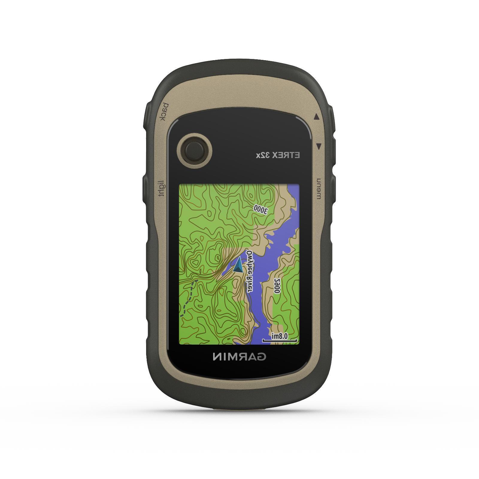 Garmin eTrex 32x Rugged Handheld