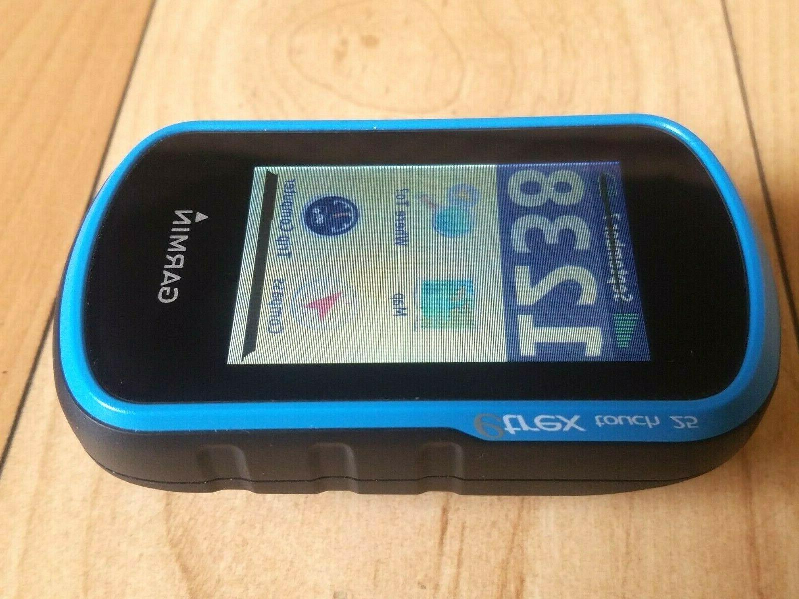 Rugged Outdoor Handheld GPS Topo