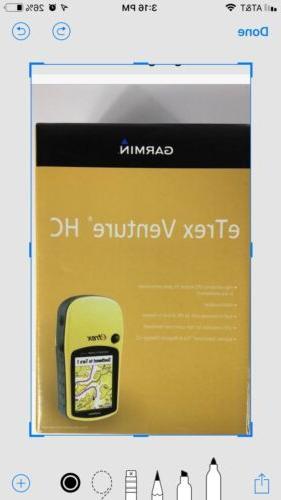 Garmin Venture Handheld in Camping/Hunting/Fishing
