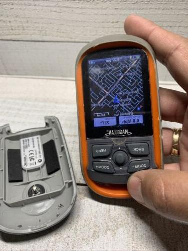 explorist 310 gps receiver