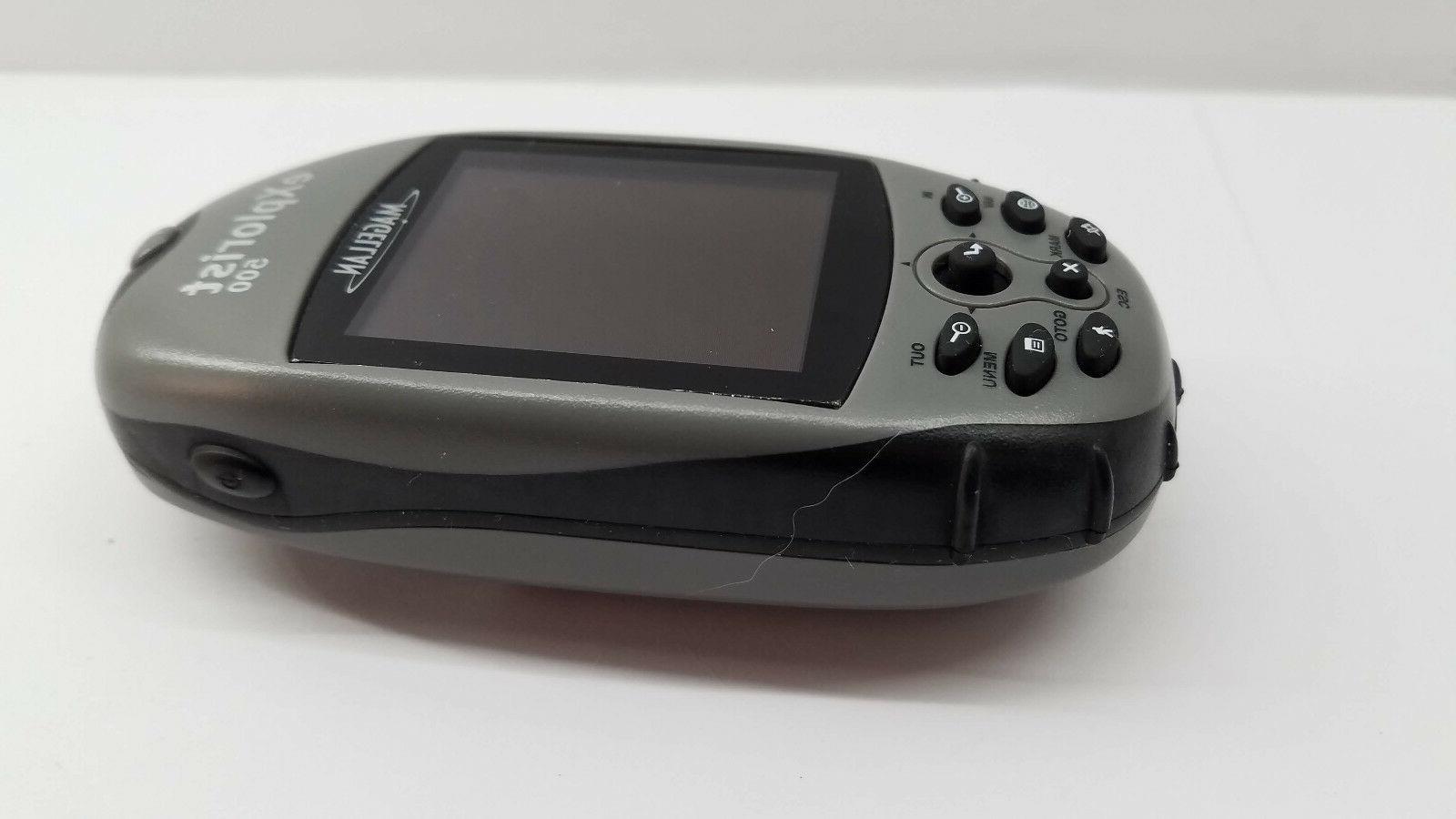 GPS Unit Portable geocache topo