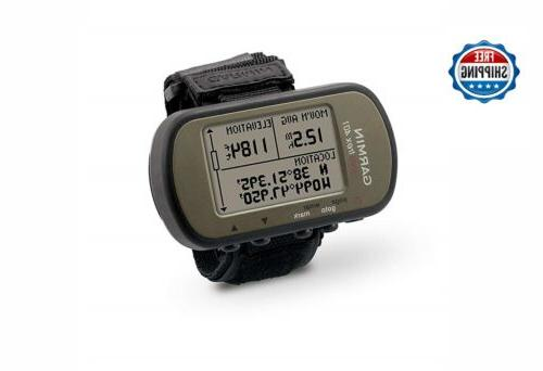 foretrex 401 waterproof hiking gps with compass