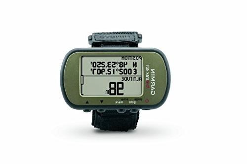 foretrex 401 waterproof hiking gps