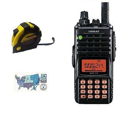 Yaesu FT-270R VHF, 5W Handheld Radio with FREE Radiowavz Ant