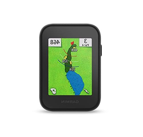 Garmin G30 Box Bundle | Handheld Golf Clip, PlayBetter Protective Case, PlayBetter USB Black Gift Box