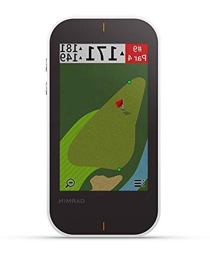 Garmin Approach G80 Premium Golf GPS Launch Monitor Bundle | Cart/Trolley Mount Clip | Virtual Release