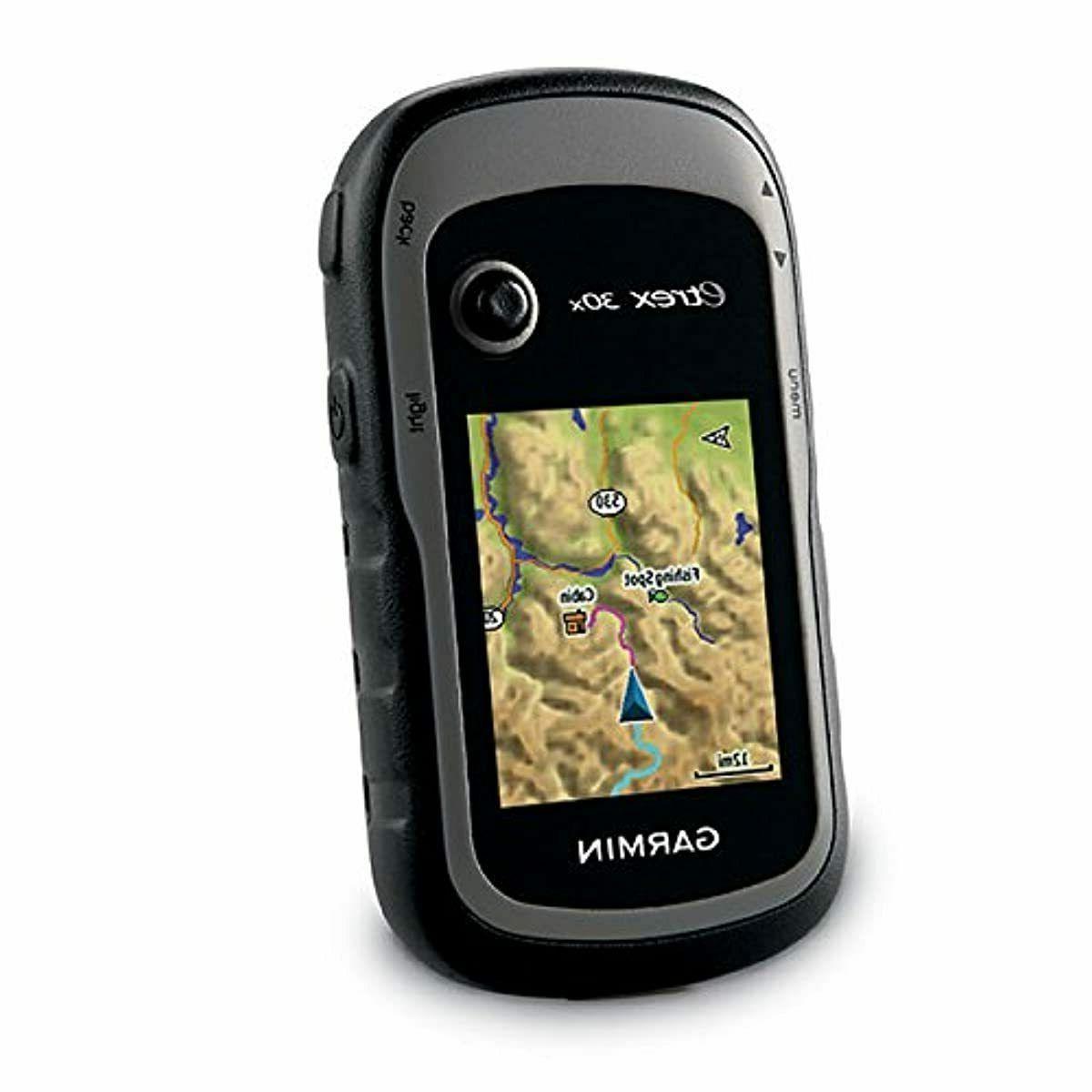Garmin GPS with Compass Enhanced Memory