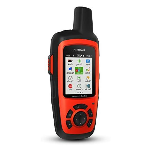 Garmin InReach Satellite with Navigation, Maps, and Sensors 010-01735-10 Power