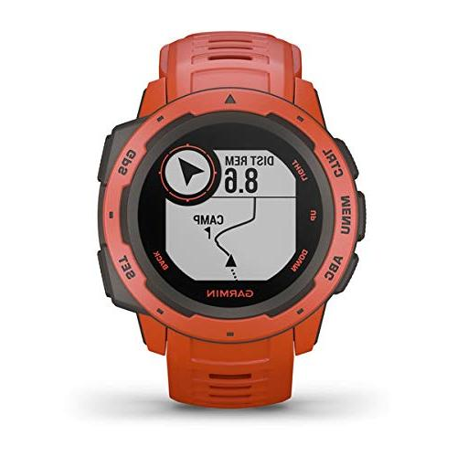 Garmin Watch   with PlayBetter Portable Charger & Watch