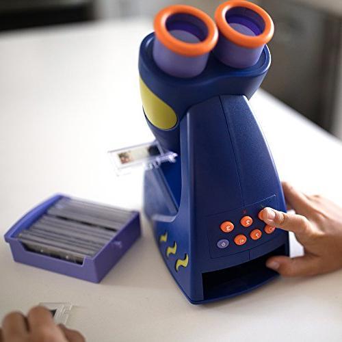 Educational Geosafari Talking Microscope, Packaging