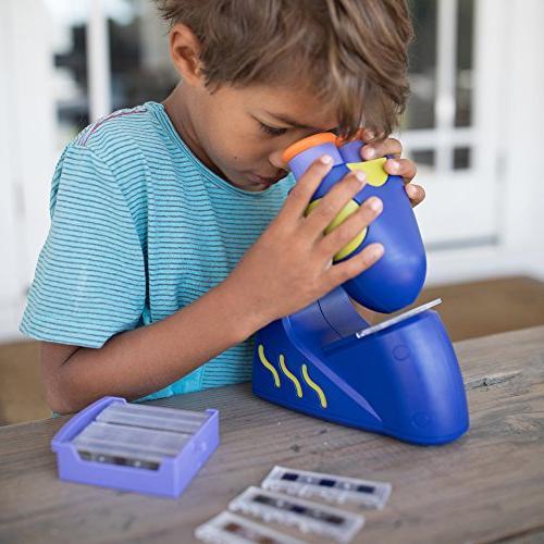 Educational Insights Jr. Talking Microscope, Packaging