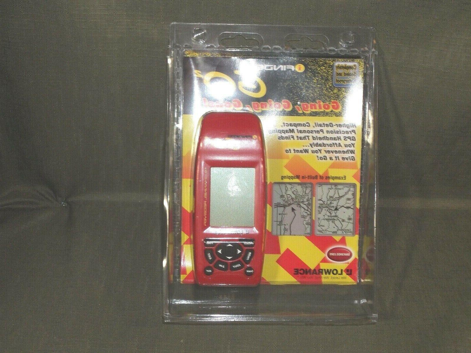 go2 i finder handheld gps portable tracker