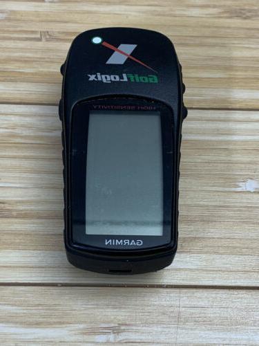 gps golflogix handheld range finder tested