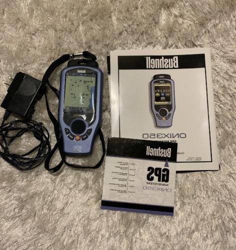 GPS Bushnell Handheld