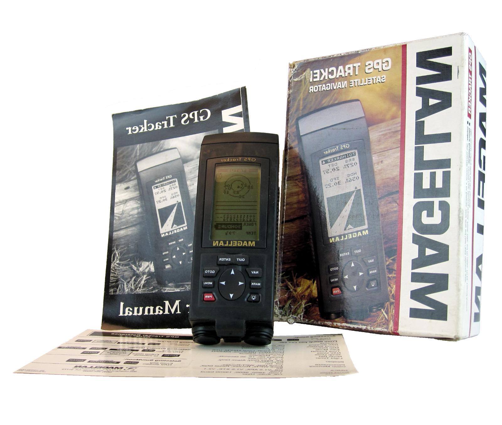 Magellan GPS Satellite Tracker Navigator Hiking Outdoor Camp
