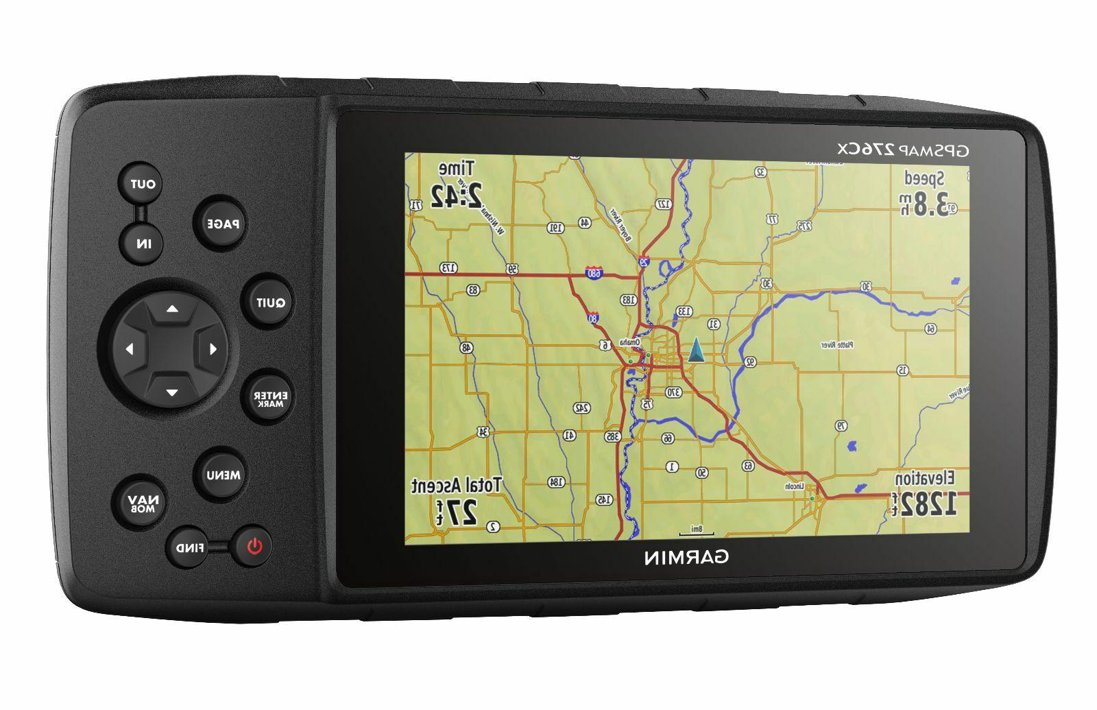 Garmin 276Cx GPS 010-01607-00