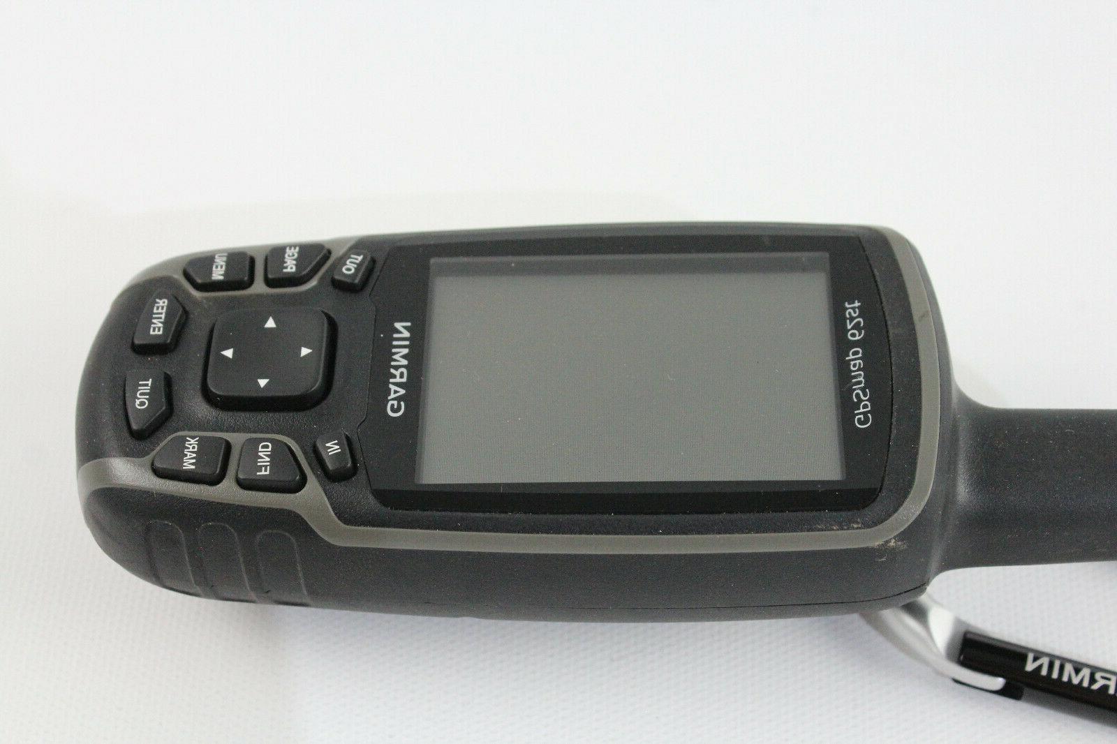 Garmin 62st GPS Tested Working