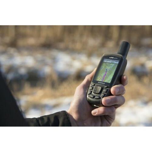 Garmin GPSMAP 64 with High-Sensitivity GLONASS