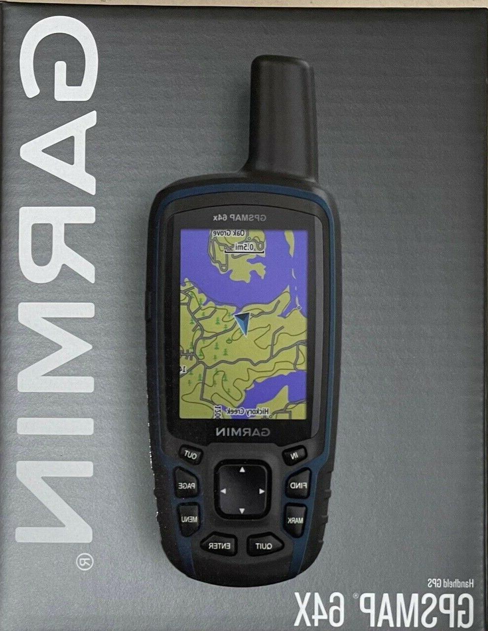gpsmap 64 worldwide