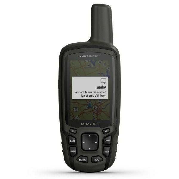 Garmin 64csx with TopoActive Maps, 8 MP