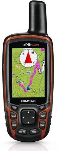 GARMIN GPSMAP Handheld GPS Navigaror Compass Alt