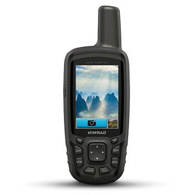 Garmin GPSMAP Handheld GPS with 1 Year BirdsEye 010-01199-30