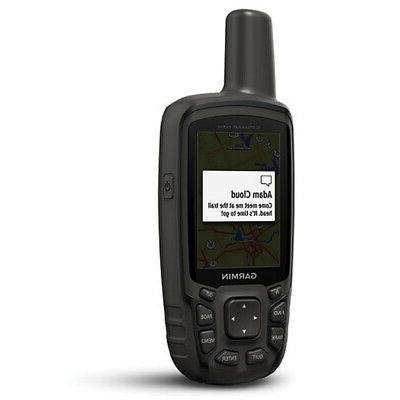 Garmin GPSMAP 64sc Handheld GPS with BirdsEye Subscription 010-01199-30