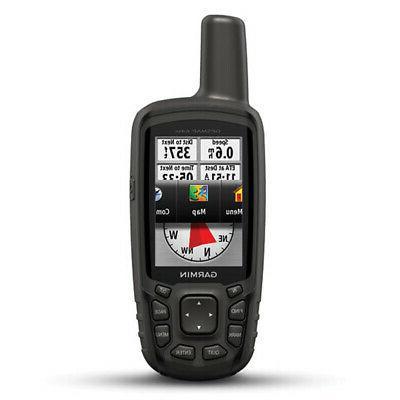 Garmin GPSMAP Handheld GPS with BirdsEye Subscription