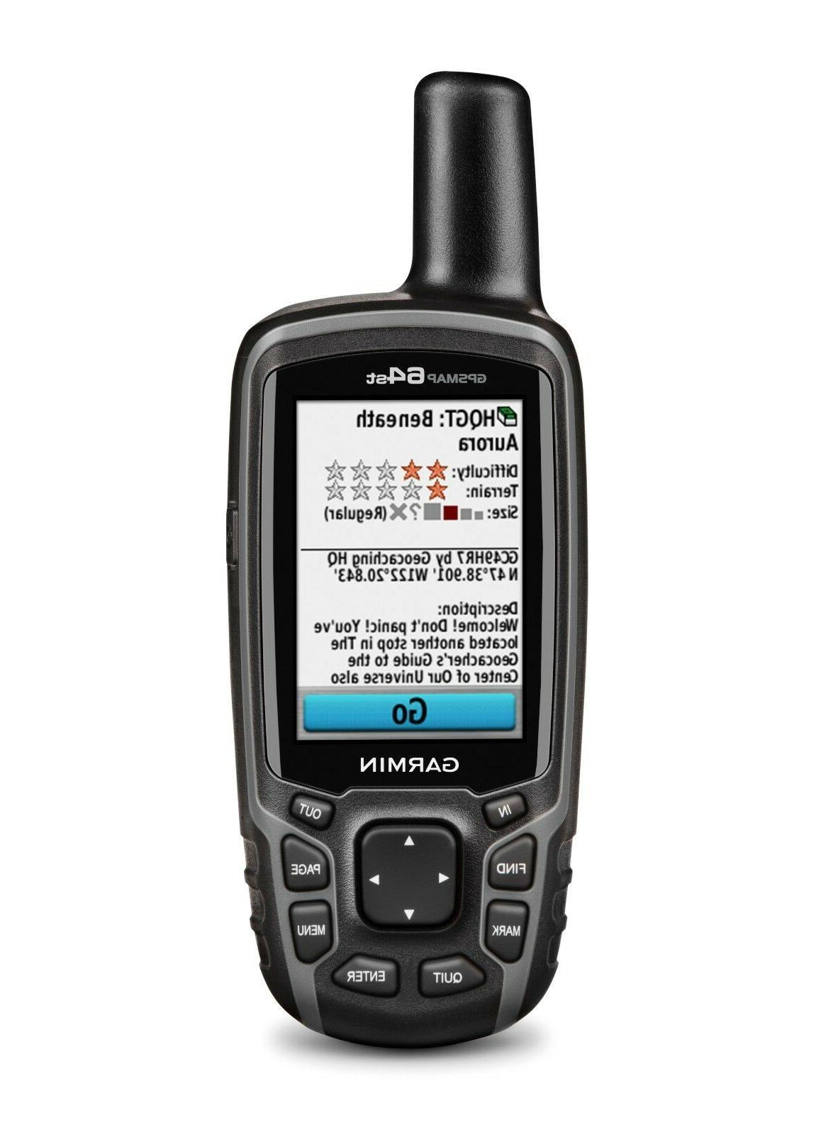 Garmin GPSMAP Handheld with TOPO U.S.