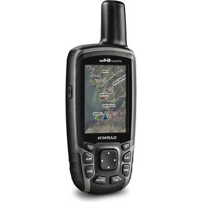 Garmin Handheld GPS 32GB Accessory Bundle