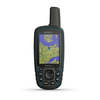 gpsmap 64x handheld gps 010 02258 00