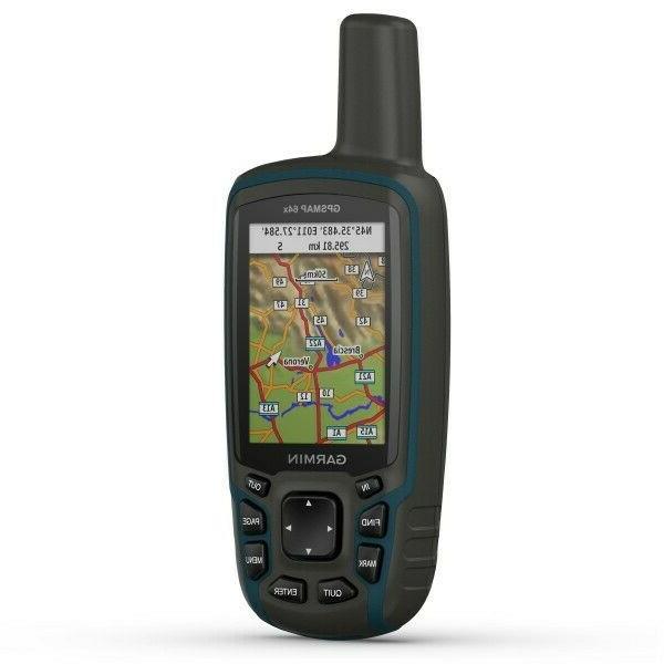 Garmin GPSMAP GPS With Preloaded TOPOActive Maps