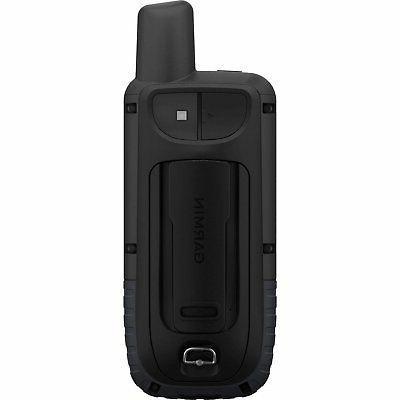 Garmin GPSMAP 66st Multi-Satellite Handheld Navigator Accessory Kit Bundle05