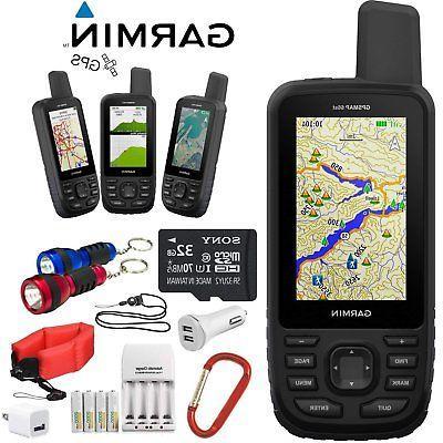 gpsmap 66st multi satellite handheld navigator accessory