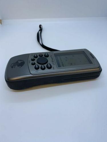 Garmin GPSMAP 76CSx Handheld SD Battery