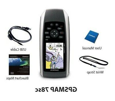 gpsmap 78sc handheld gps with sensor 010