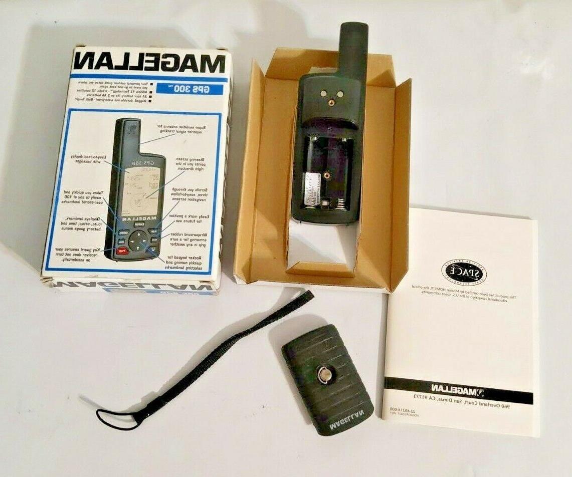 Magellan Hand-held GPS 300