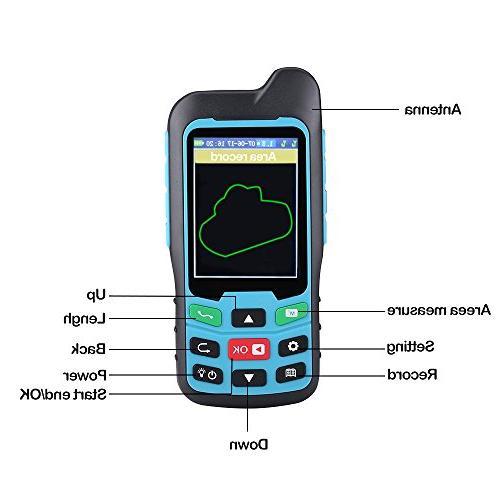 BEVA BEIDOU Land Area Measure Calculation Area & Track Multifunctional Instrument