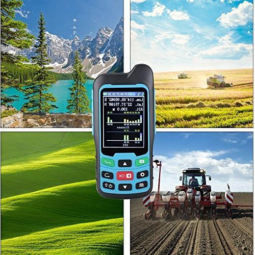 BEVA GLONASS BEIDOU Area Calculation Meter,GPS Area & Track Measuring