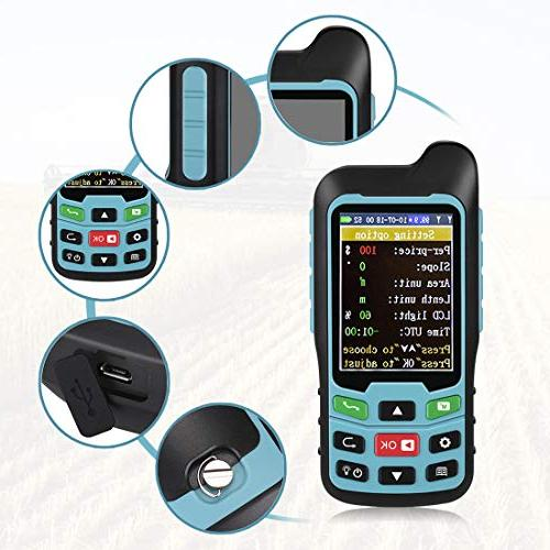 Te-Rich Land Measurer Calculation Meter