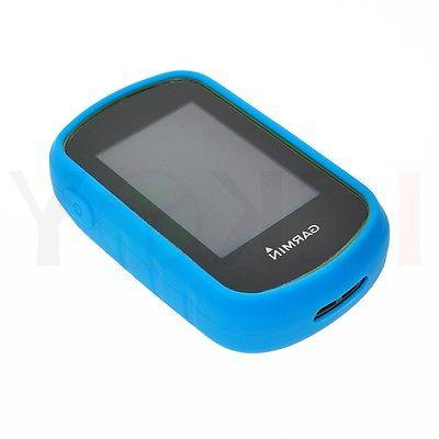 protect sky blue case for handheld hiking
