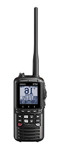 Standard Horizon HX890 Black Handheld VHF - Floating 6 Watt