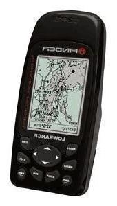 Lowrance iFinder Water Resistant Hiking GPS
