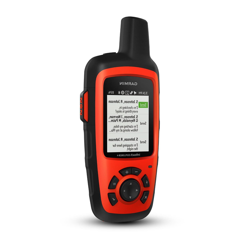Garmin Explorer+ With GPS 010-01735-10