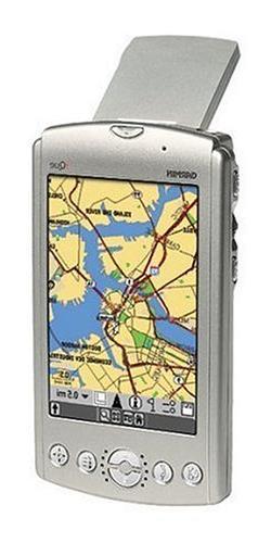 ique 3600 pda gps handheld