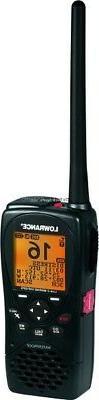 LOWRANCE LINK-2 VHF/GPS RADIO HANDHELD VHF RADIO W/GPS